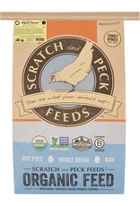 Scratch & Peck Feeds SCRATCH & PECK CHICKEN NATURALLY FREE ORGANIC STARTER