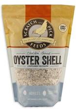 Scratch & Peck Feeds SCRATCH & PECK CLUCKIN' GOOD OYSTER SHELL SUPPLEMENT 4LB
