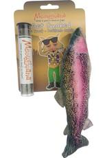 Meowijuana MEOWIJUANA GET SMOKED FISH REFILLABLE CATNIP TOY