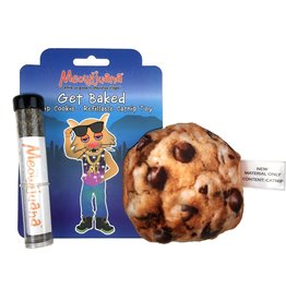 Meowijuana MEOWIJUANA GET BAKED COOKIE REFILLABLE CATNIP TOY