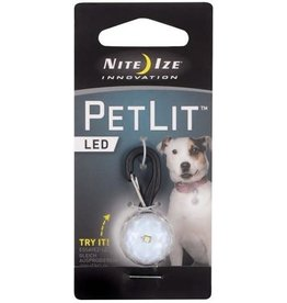Nite Ize NITE IZE PETLIT LED JEWEL CRYSTAL