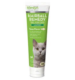 Tomlyn Products TOMLYN LAXATONE HAIRBALL REMEDY GEL FOR CATS TUNA FLAVOR 2.5OZ