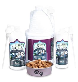 Ultra Oil for Pets ULTRA OIL FOR PETS SKIN & COAT