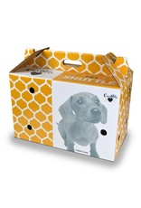 OurPets OURPETS PET SHUTTLE CARDBOARD PET CARRIER