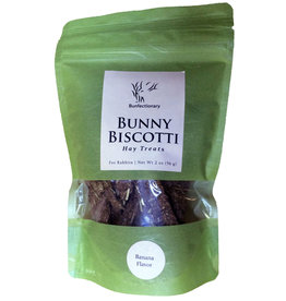 Bunfectionary BUNFECTIONARY BUNNY BISCOTTI BANANA 2OZ