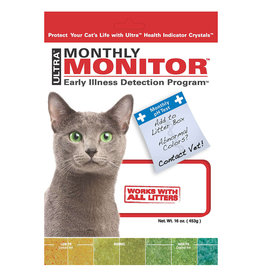Crestmark ULTRA MONTHLY MONITOR EARLY ILLNESS DETECTION PROGRAM FOR CATS 16OZ