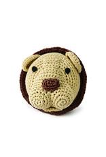 DOGO Pet DOGO CROCHET LION TOY