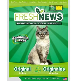 Fresh News FRESH NEWS RECYCLED PAPER CAT LITTER