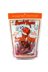 "Front Porch Pets SAM'S YAMS BICHON ""FRIES"" SWEET POTATO DOG CHEWZ 9OZ"