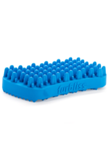 Furbliss FURBLISS BLUE BRUSH FOR SMALL PETS WITH SHORT HAIR