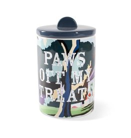 Pet Shop by Fringe Studio FRINGE STUDIO HOME SCENE CERAMIC TREAT JAR
