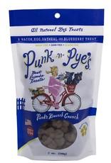 Punk-N-Pye's PUNK-N-PYE'S PUNK'S BUNCH CRUNCH BACON, EGG & OATMEAL WITH BLUEBERRIES DOG TREATS 7OZ