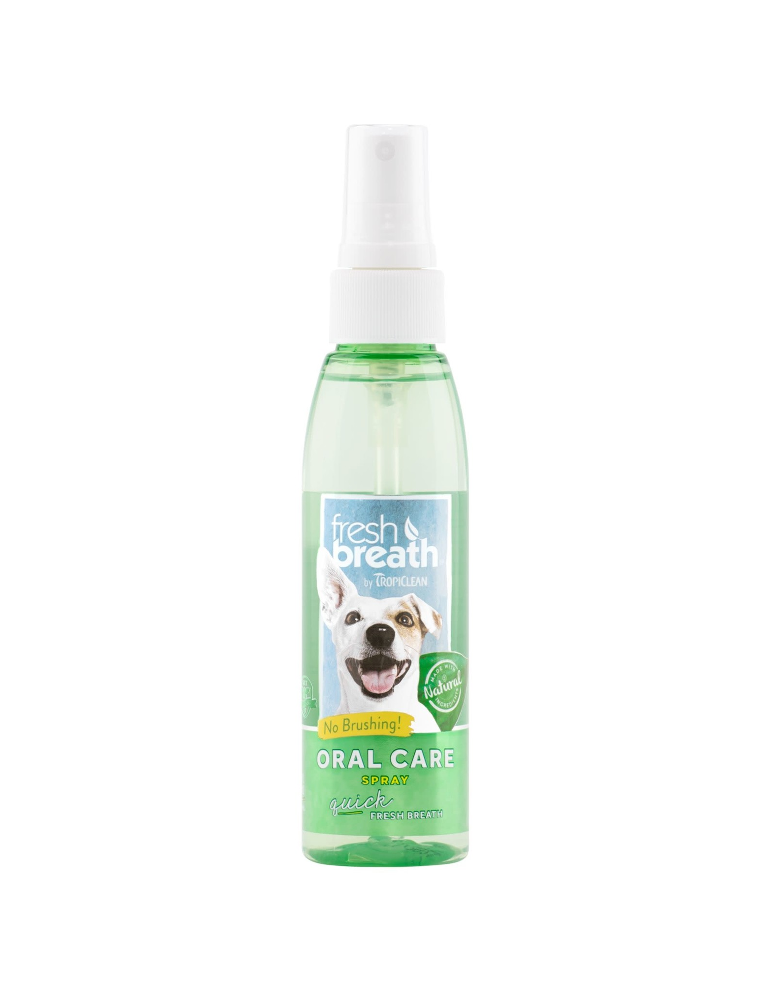 TropiClean TROPICLEAN DOG FRESH BREATH ORAL CARE SPRAY 4OZ