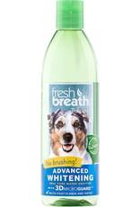 TropiClean TROPICLEAN FRESH BREATH ADVANCED WHITENING ORAL CARE WATER ADDITIVE 16OZ