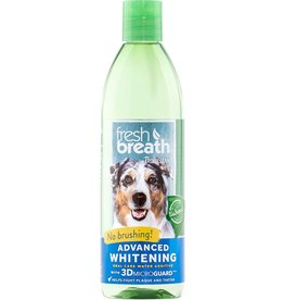TropiClean TROPICLEAN FRESH BREATH ADVANCED WHITENING ORAL CARE WATER ADDITIVE 16OZ