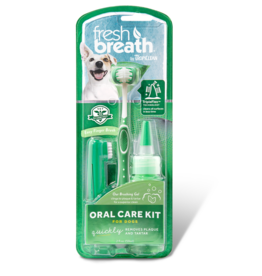 TropiClean TROPICLEAN FRESH BREATH ORAL CARE KIT