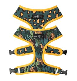 Lucy & Co. LUCY & CO. JUNGLE VIBES REVERSIBLE HARNESS