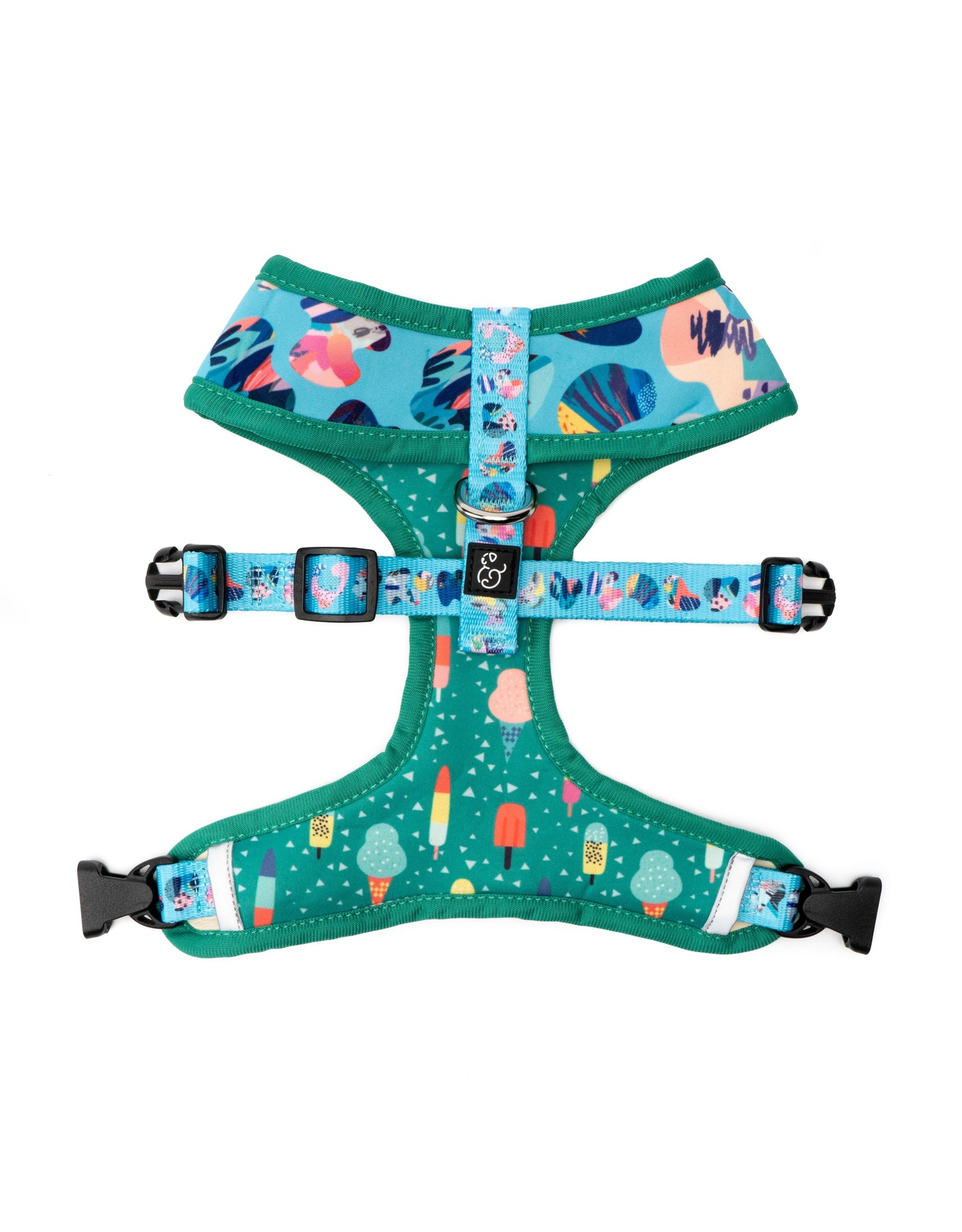 Lucy & Co. LUCY & CO. ICE CREAM DREAM REVERSIBLE HARNESS