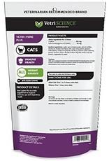 VetriSCIENCE Laboratories VETRISCIENCE LABORATORIES VETRI LYSINE PLUS SOFT CHEWS FOR CATS 90-COUNT