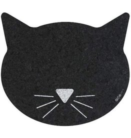 Oré Originals ORÉ ORIGINALS CAT FACE RECYCLED RUBBER PLACEMAT