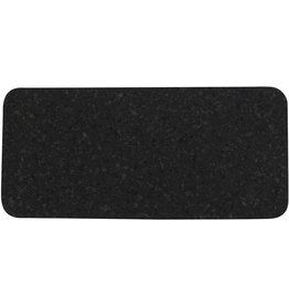 Oré Originals ORÉ ORIGINALS SKINNY RECYCLED RUBBER RECTANGLE PLACEMAT