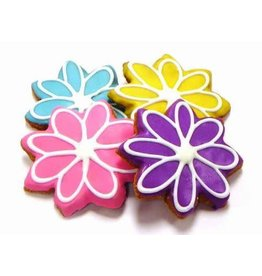 Pawsitively Gourmet PAWSITIVELY GOURMET BAKERY COLORFUL BLOOM COOKIE