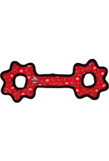 VIP Products TUFFY ULTIMATE RED PAWS TUG-O-GEAR TOY