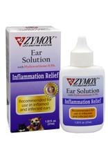 ZYMOX ZYMOX EAR SOLUTION WITH .5% HYDROCORTISONE 1.25OZ