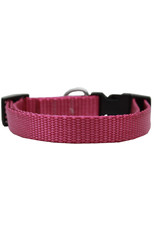 Mirage Pet Products MIRAGE PET PRODUCTS PLAIN NYLON SAFETY CAT COLLAR