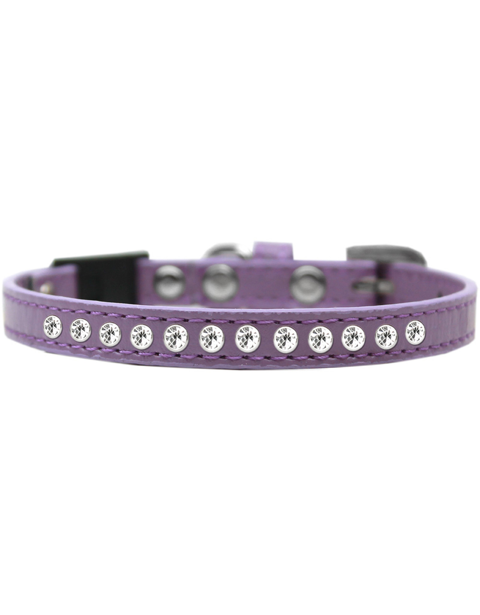 Mirage Pet Products MIRAGE PET PRODUCTS CLEAR JEWEL BREAKAWAY CAT COLLAR