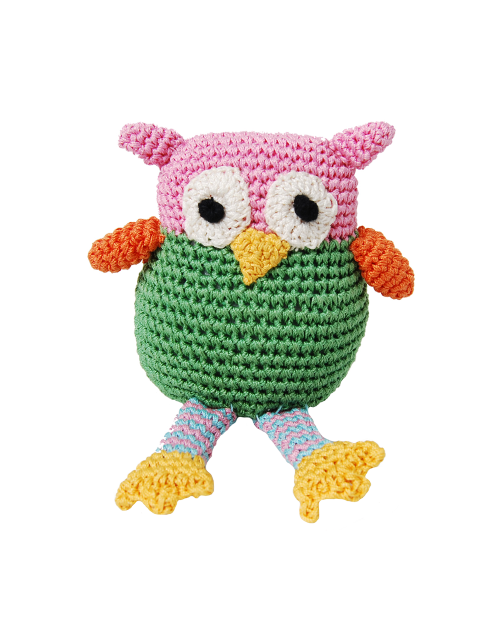 Mirage Pet Products PET FLYS KNIT KNACKS BIRDS COLLECTION DOG TOY