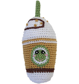 Mirage Pet Products PET FLYS KNIT KNACKS SWEET TOOTH COLLECTION DOG TOY