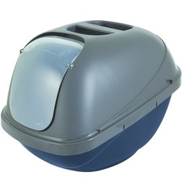Petmate PETMATE LARGE HOODED LITTER PAN