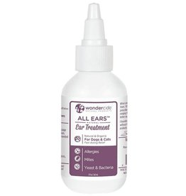Wondercide WONDERCIDE ALL EARS EAR MITE INFECTION TREATMENT 2OZ