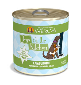 Weruva WERUVA DOG DOGS IN THE KITCHEN LAMBURGINI WITH LAMB & PUMPKIN AU JUS 10OZ