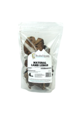 The Natural Dog Company THE NATURAL DOG COMPANY LAMB LUNG WAFERS 4OZ