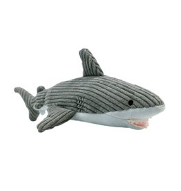 """Tall Tails TALL TAILS 14"""" CRUNCH SHARK TOY WITH SQUEAKER"""