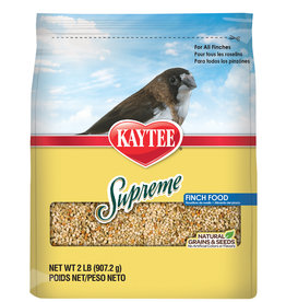 Kaytee KAYTEE SUPREME FINCH FOOD 2LB