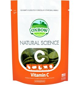Oxbow Animal Health OXBOW NATURAL SCIENCE VITAMIN C SMALL ANIMAL SUPPLEMENT 60-COUNT