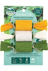 Oxbow Animal Health OXBOW ENRICHED LIFE SHAKE, RATTLE & ROLL SMALL ANIMAL CHEW TOY