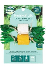 Oxbow Animal Health OXBOW ENRICHED LIFE CRAZY SHAKERS SMALL ANIMAL TOY