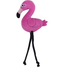 R2P Pet MAD CAT FLINGIN' FLAMINGO CAT TOY