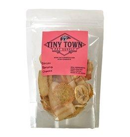 Tiny Town Pet Supply TINY TOWN PET SUPPLY BACON WITH BANANA & CHEESE TREATS 3OZ