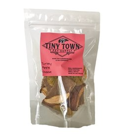 Tiny Town Pet Supply TINY TOWN PET SUPPLY TURKEY WITH APPLE & CHEESE TREATS 3OZ