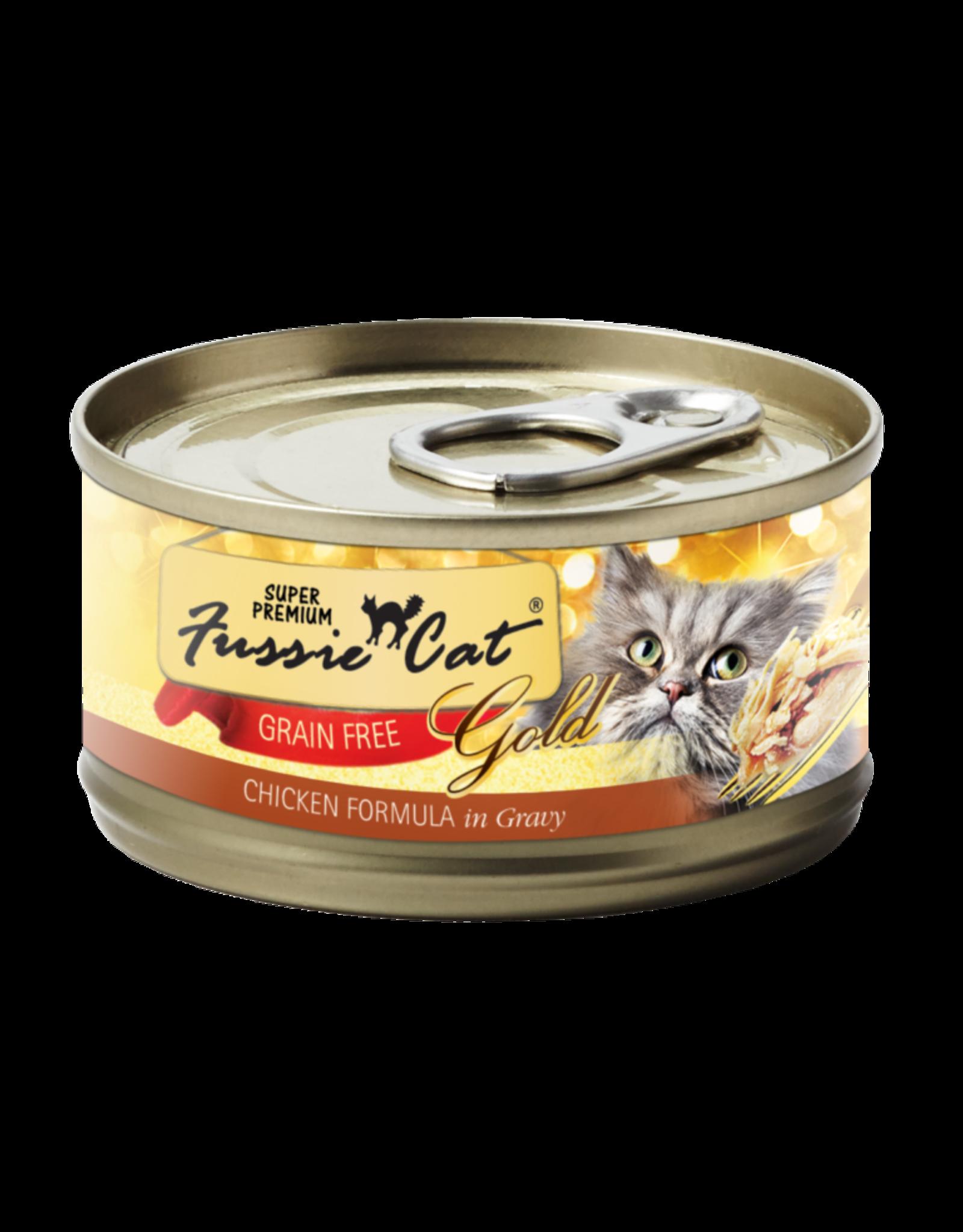 Fussie Cat FUSSIE CAT SUPER PREMIUM CHICKEN FORMULA IN GRAVY