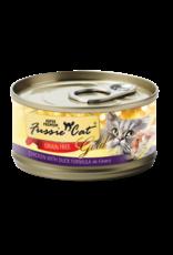 Fussie Cat FUSSIE CAT SUPER PREMIUM CHICKEN WITH DUCK FORMULA IN GRAVY