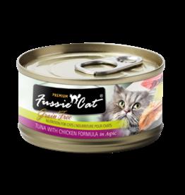 Fussie Cat FUSSIE CAT PREMIUM TUNA WITH CHICKEN FORMULA IN ASPIC