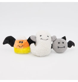 Zippypaws ZIPPYPAWS FLYING FRIGHTS AND MONSTERS HALLOWEEN MINIZ DOG TOY