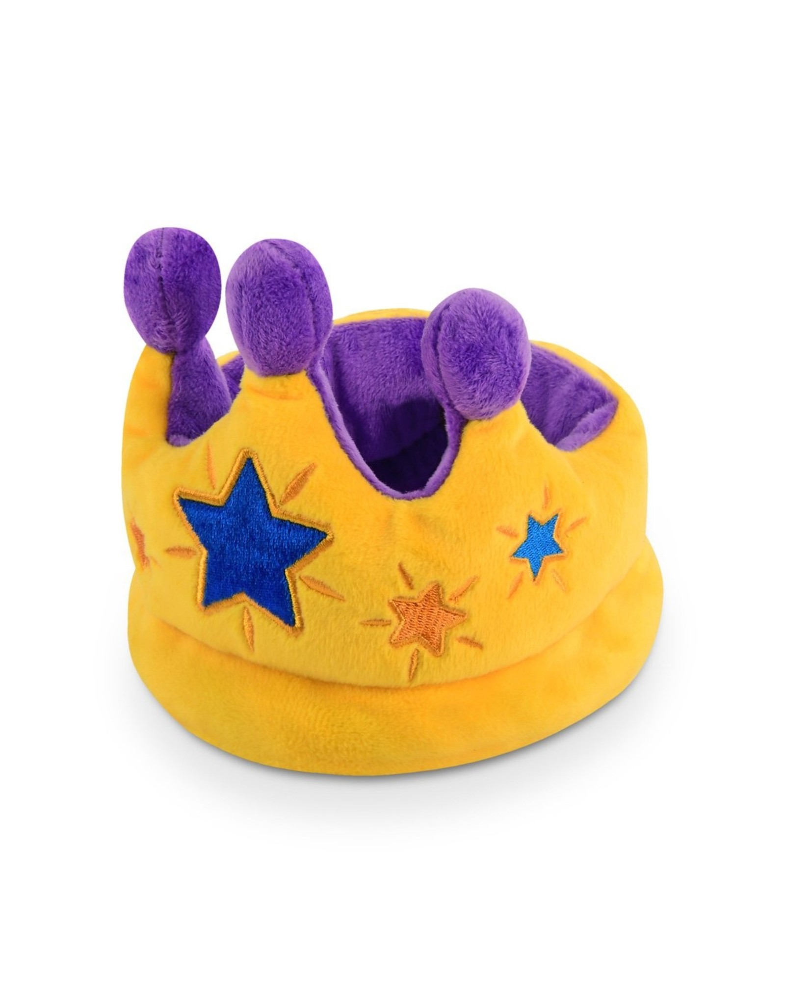 P.L.A.Y. Pet Lifestyle and You PLAY CANINE CROWN PLUSH TOY
