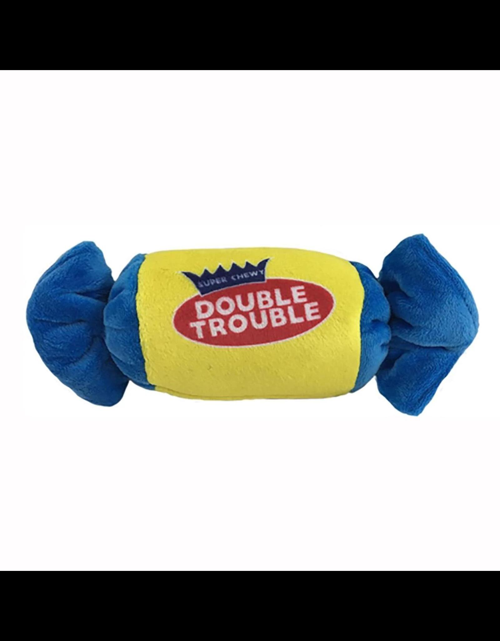 Lulubelles LULUBELLES POWER PLUSH DOUBLE TROUBLE TOY